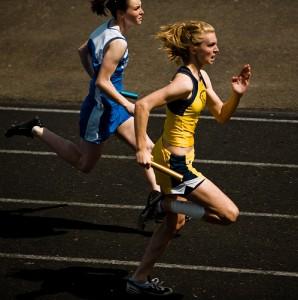 Эстафетный бег методика тренировки и техника обучения