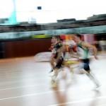 Соревновательный период и заключительный период в беге на короткие дистанции