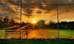 Как появился большой теннис