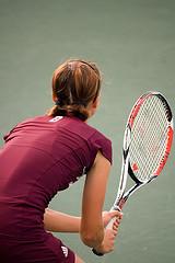 Как правильно держать теннисную ракетку