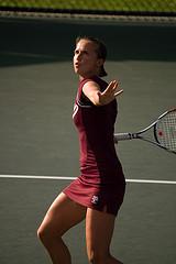 Большой теннис – удар справа