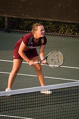 Большой теннис – укороченный удар