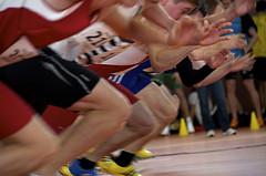Упражнения для увеличения скорости бега
