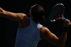 Большой теннис – удар свечой