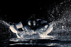 Техника плавания баттерфляем (дельфином) – движения рук