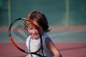 Как выбрать теннисную ракетку для ребенка