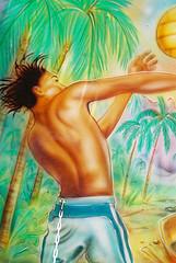 Упражнения для развития выносливости волейболистов