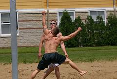 Развитие силы волейболистов – упражнения на силу