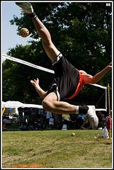 Развитие силы у волейболистов – силовые упражнения