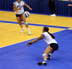 Развитие гибкости волейболистов – упражнения на гибкость