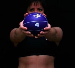 Развитие силы мышц туловища – упражнения