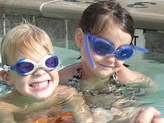 Игры в воде для детей
