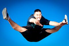 Упражнения на гибкость в прыжках в длину