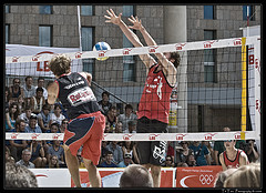 Техника прыжка в волейболе