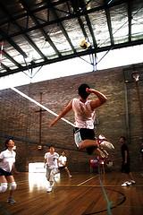 Упражнения для обучения передачам в волейболе