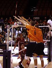 Упражнения для обучения блокированию (блокам) в волейболе