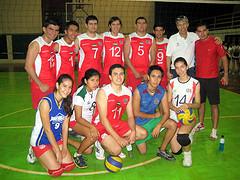 Тактика передач в волейболе