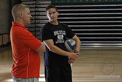 Психологическая подготовка волейболистов