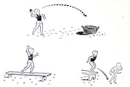 Основная гимнастика для детей 3 4 лет